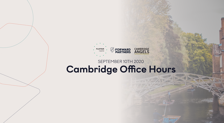 Announcing: Cambridge Office Hours