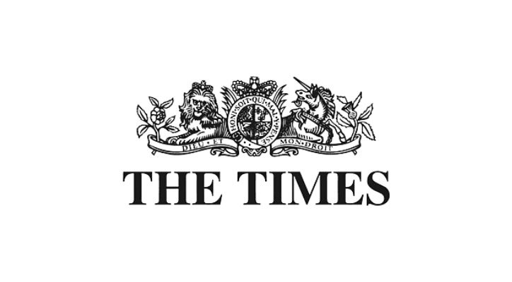 Press Feature: The Times 14th May 2021