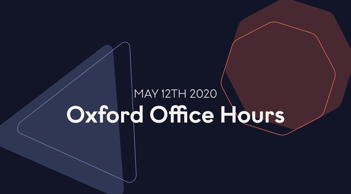 Announcing: Oxford Office Hours