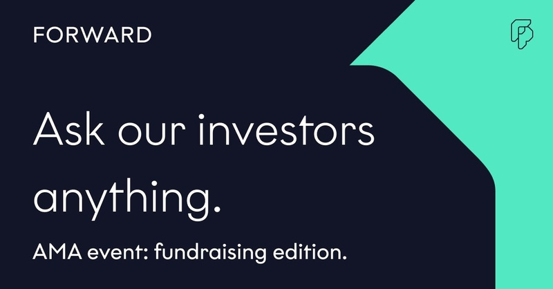 AMA event: Fundraising edition